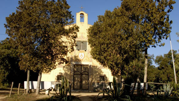 Ermita de Sant Quirze Lloret de Mar