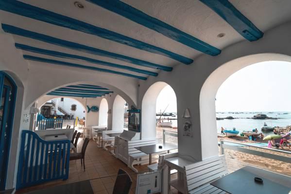 Restaurant Les Voltes de Calella Calella de Palafrugell