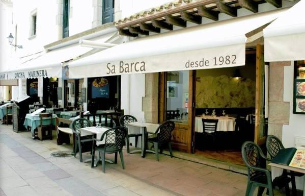 Restaurant Sa Barca Tossa de Mar