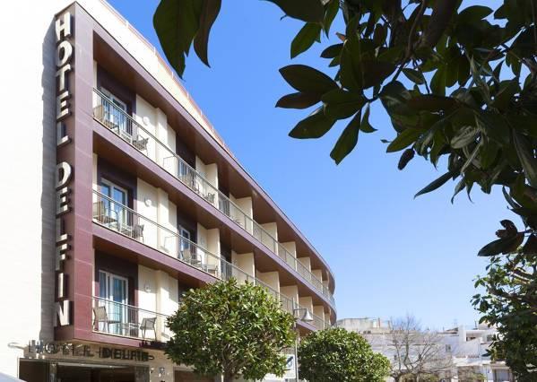 Hotel Delfín Tossa de Mar