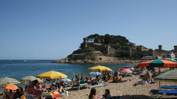Playa de Tossa de Mar