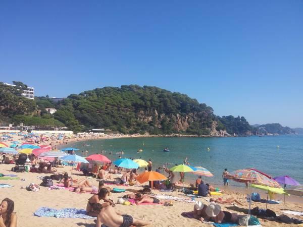 Santa Cristina beach