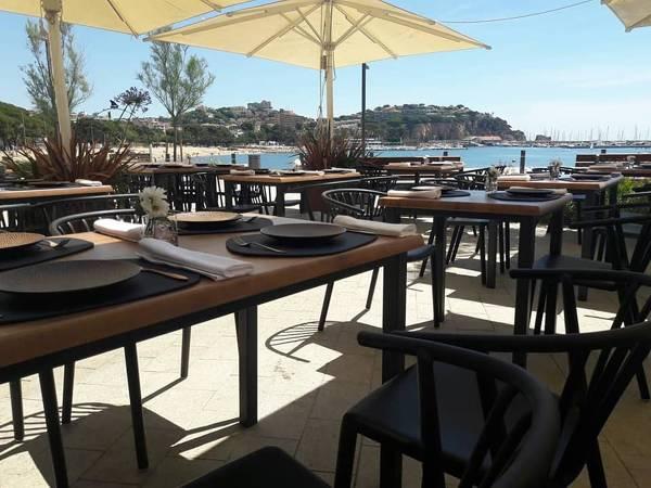 Casa Teva Gastronòmic restaurant Sant Feliu de Guíxols