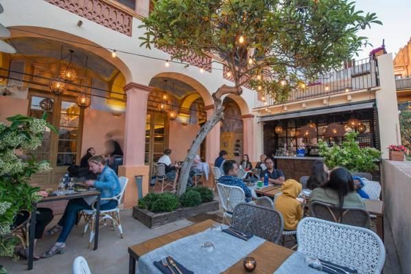 Carbó restaurant Begur