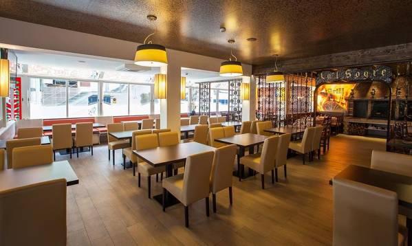 Restaurant Cal Sogre - Hotel Maria del Mar Lloret de Mar