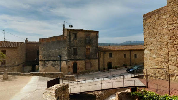 Historical city centre of Castell d'Aro
