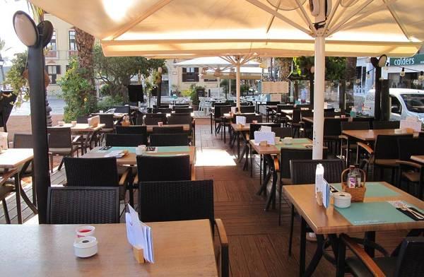 Restaurant Miramar - Hotel Miramar Lloret de Mar