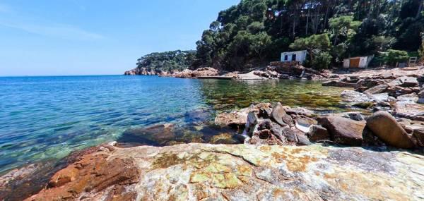 Cala Port d'Esclanyà Begur