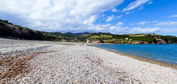 Garbet beach Colera