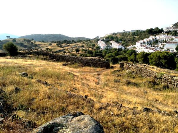 Castrum Visigòtic Puig Rom Roses