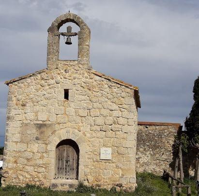 Castle of Cinc Claus L'Escala