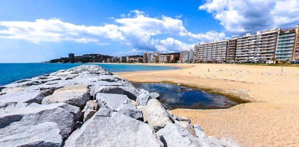 Playa de Sant Antoni Sant Antoni de Calonge