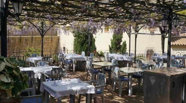 Restaurante Castell Vell Tossa de Mar