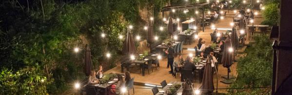 Restaurant El Ginjoler a l'Hort del Rector
