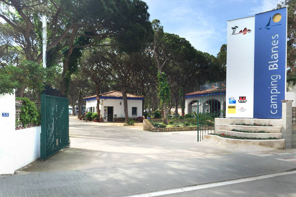 Camping Blanes Blanes