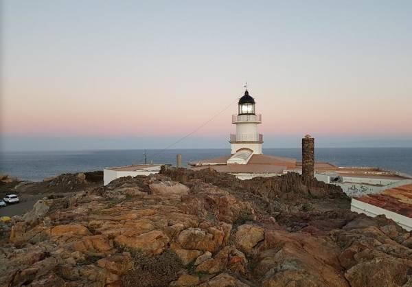 Cap de Creus lighthouse Cadaqués