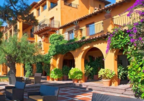 Restaurant Barca d'Or - Hotel Rigat Park