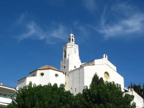 Santa Maria de Cadaqués Cadaqués