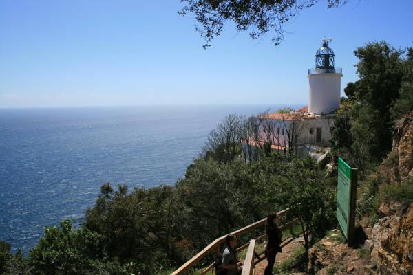 San Sebastian lighthouse