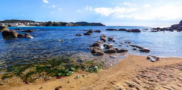Playa de Sa Tamardia Palamós
