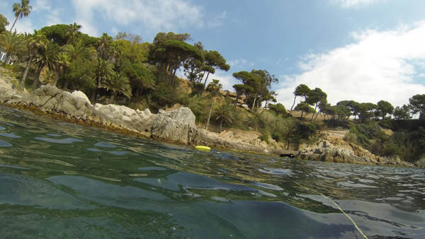 Cala Banys Lloret de Mar