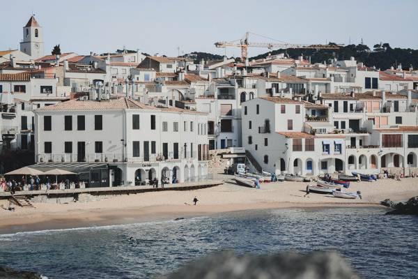 El barrio marítimo de Port Bo