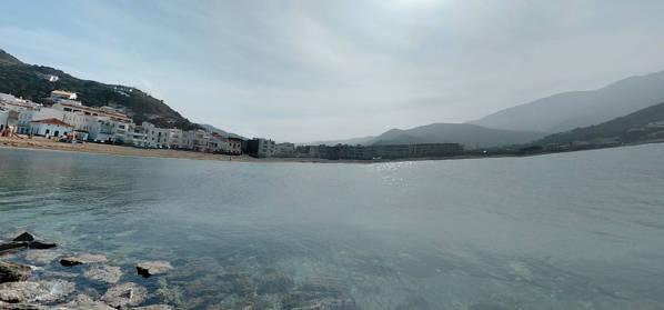 El Port de la Selva beach Port de la Selva
