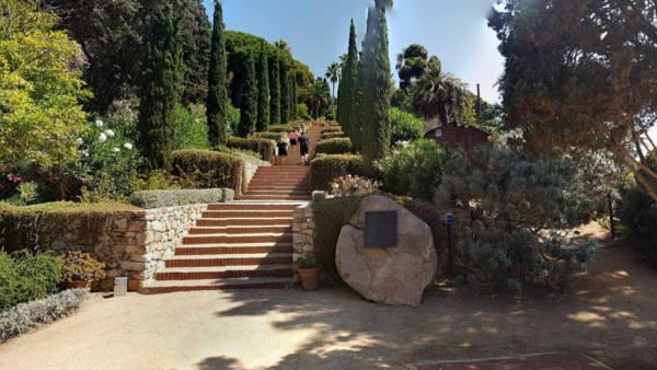 Jardín botánico Marimurtra Blanes