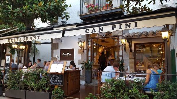 Restaurante Can Pini