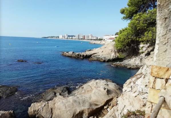 Cala del Paller / Punta dels Canyers