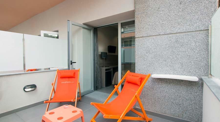 Terrace family premium hotel platja daro