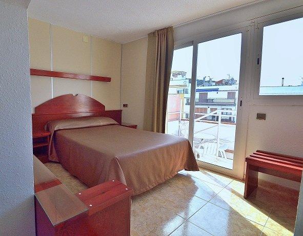 Hotel Hermes Habitación