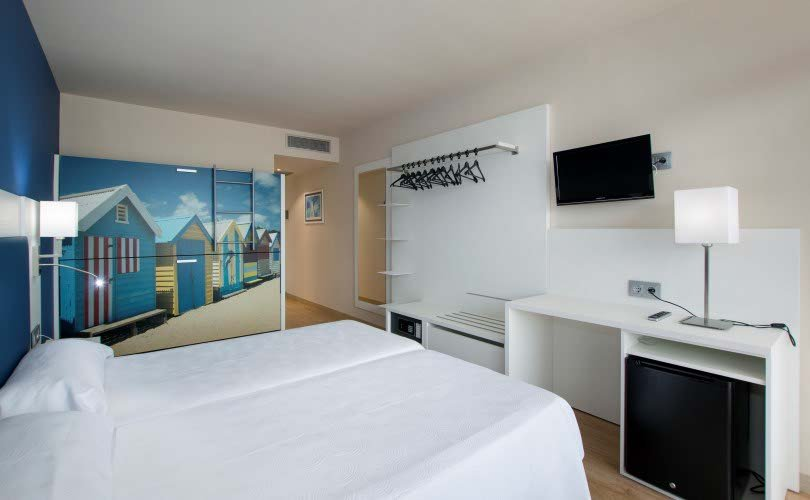 Familiar-monterrey hotel platja daro