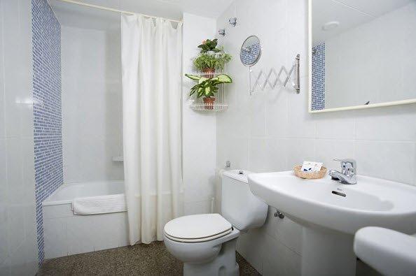 Baño Habitación Hotel Lloret de Mar
