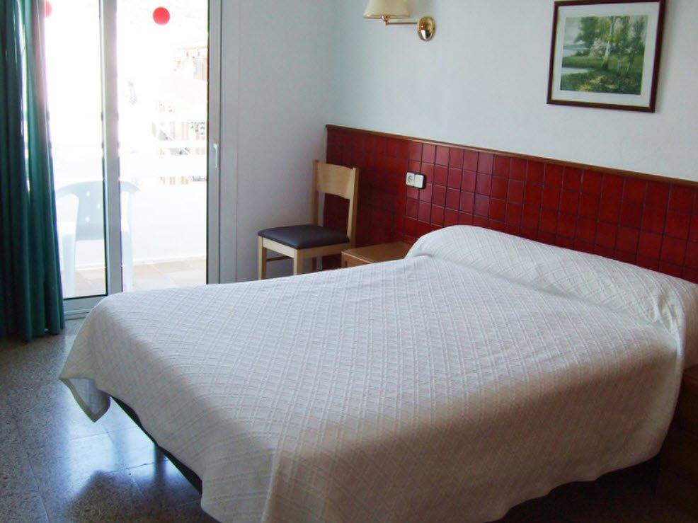 Habitación en Tossa de Mar Hotel Simeon