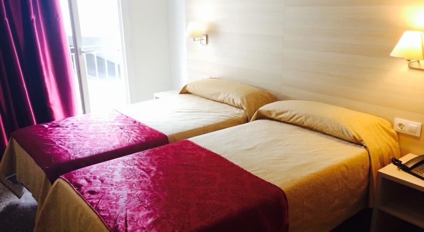 Habitación Hotel Norai en Lloret de Mar