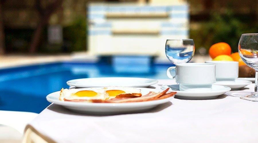 Desayuno Hotel Monterrey