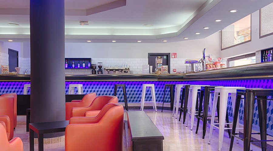 Bar Hotel Monterrey