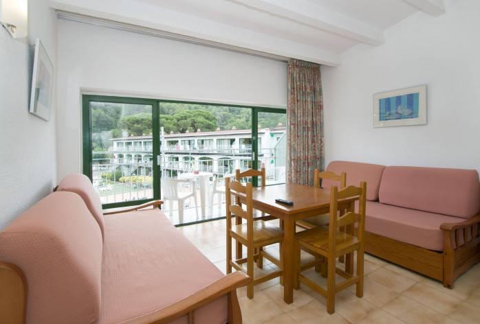 One bed apt apartment tossa de mar