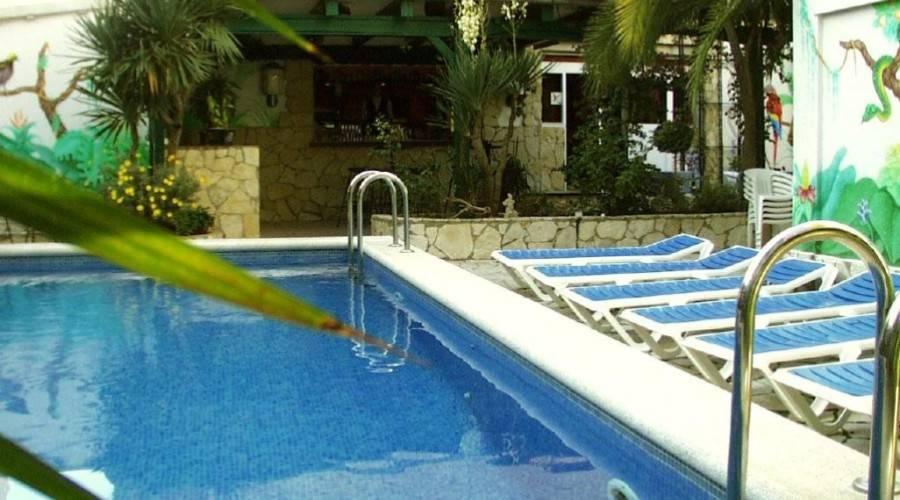Hotel Marbella en Roses